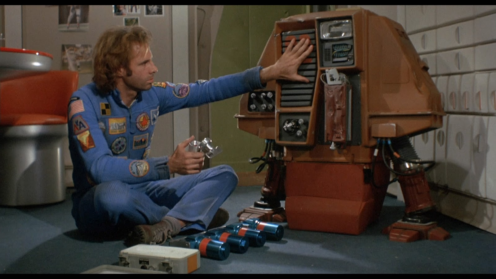 Cathode Ray Tube: SILENT RUNNING / Limited Edition Blu-Ray ...