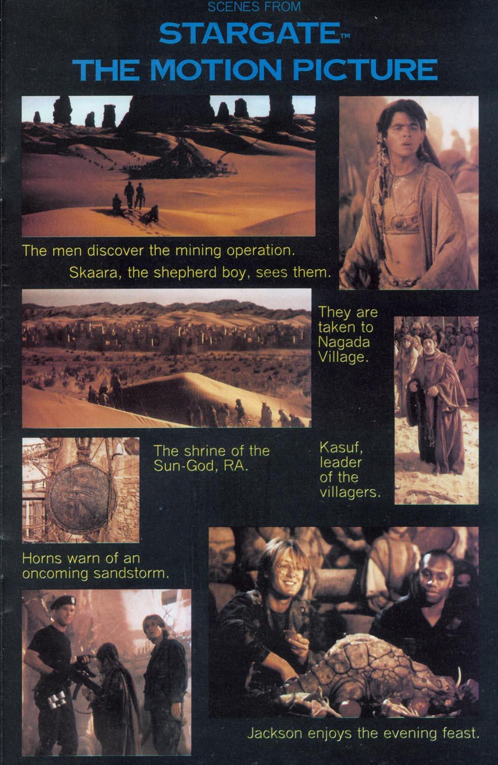 Read online Stargate comic -  Issue #1 - 27