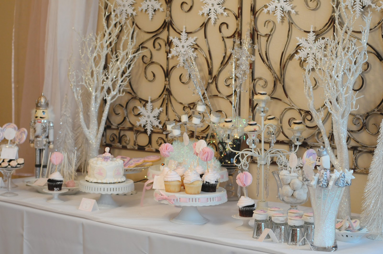 Bathroom Theme Ideas For Adults Fanciful Events Wintry Sugar Plum Nutcracker Wonderland