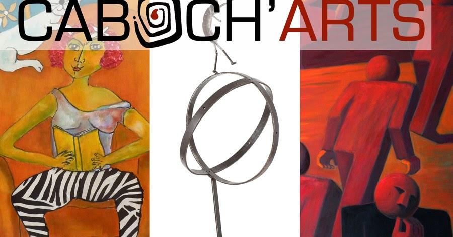 caboch u0026 39 arts  expo peinture  u0026 sculpture  eddie copin
