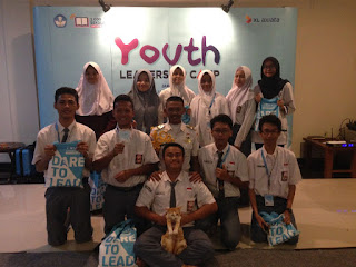 Siswa SMAN 110 Ikuti Event Youth Leadership Camp