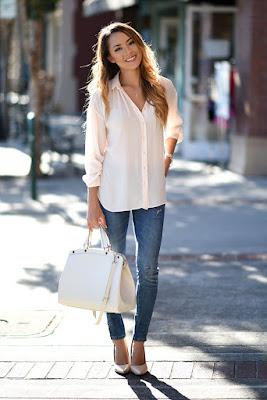 Outfits con Blusas de moda