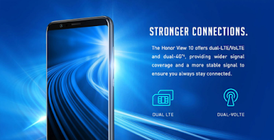Honor View 10 Best smartphone under Rs 30,000