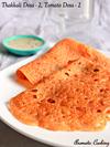 Thakkali Dosa, Tomato Dosa-2