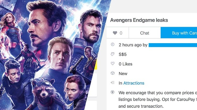 Avengers EndGame Full New Movies Leaked to Download - Avengers Film