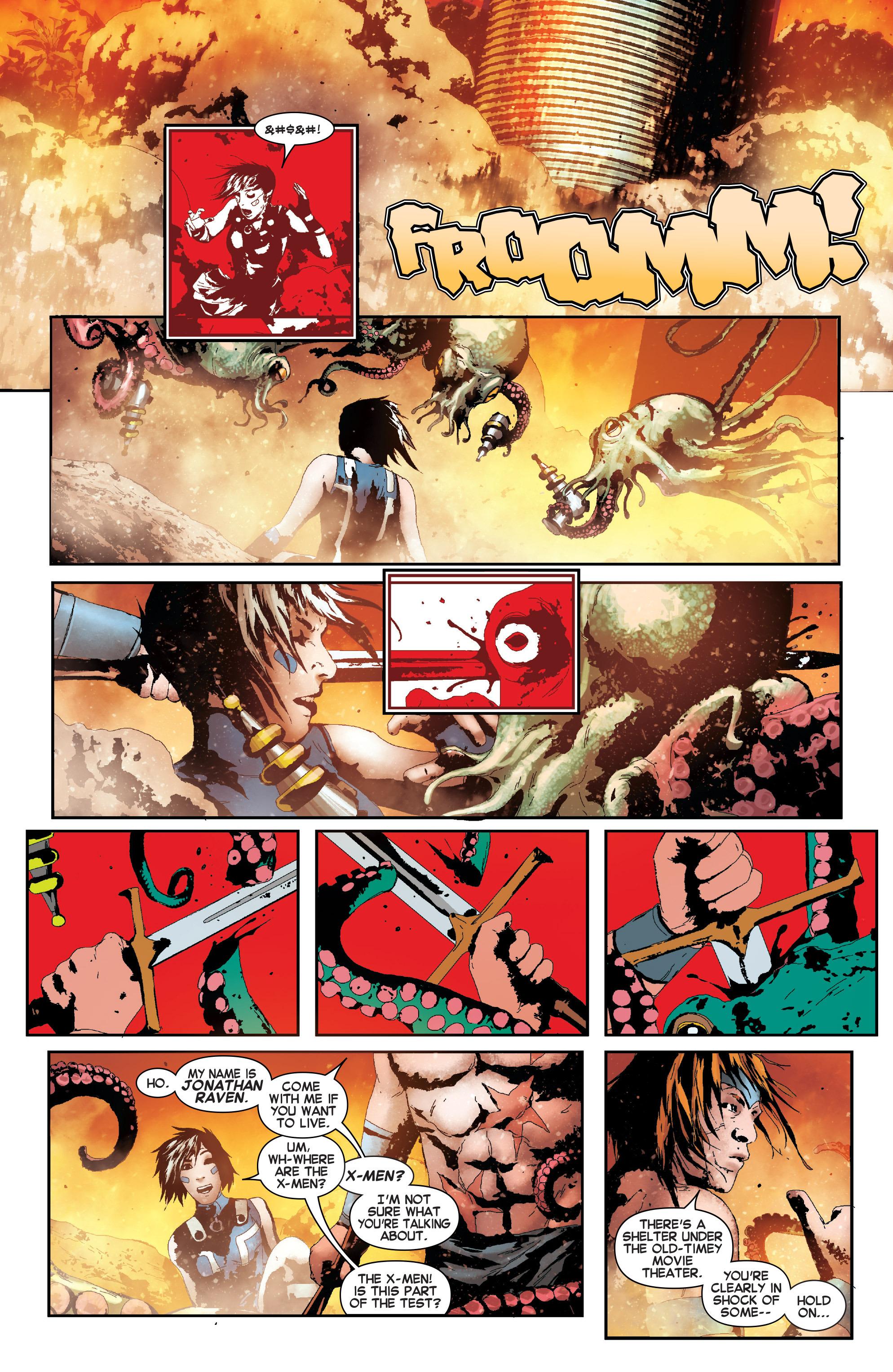 Read online Uncanny X-Men (2013) comic -  Issue # Annual 1 - 5