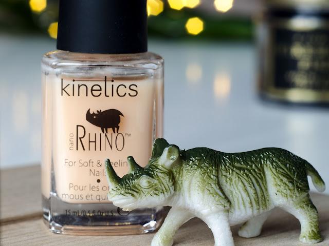 Odżywki do paznokci Kinetics