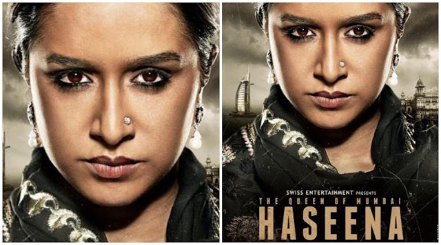 First Look Of Haseena Is Unveiled: Shraddha Stuns In Badass Avatar