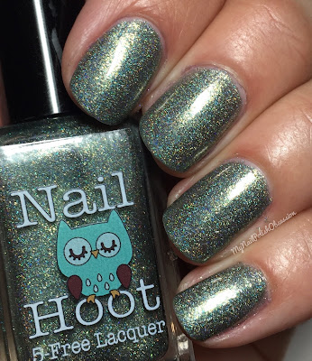 Nail Hoot Space Galaxy Trio Part II; Event Horizon