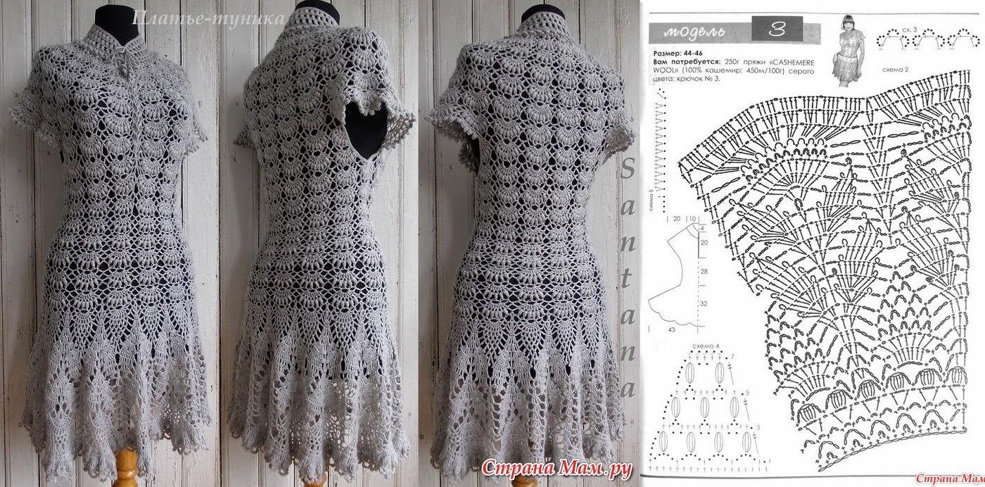 7d5603929 No Blog Tem Todos os Gráficos e detalhes do vestido! Que tal colocar ele na  listinha de Futuros Projetos!? Vimos Aqui: http://goo.gl/Hd00O3