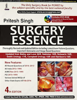 Surgery Essence - 4th Edition pdf free download