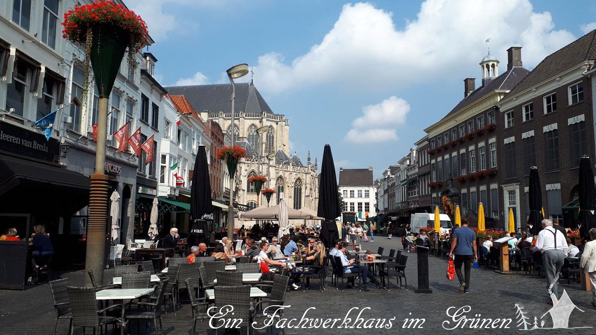 Breda, rothaarigen Tag