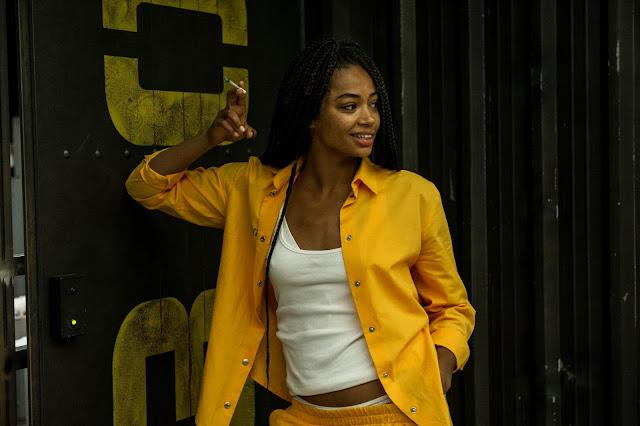Rizos (Berta Vázquez) en la 4ª Temporada de 'Vis a Vis'