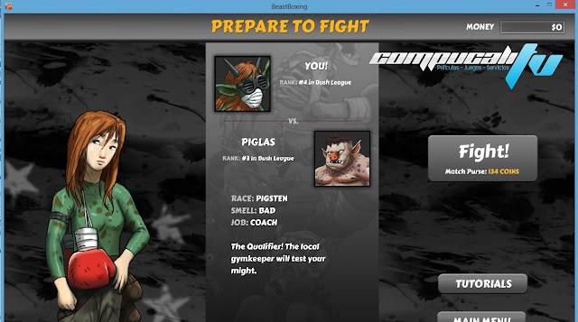Beast Boxing Turbo PC Full