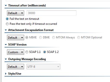 test soap client