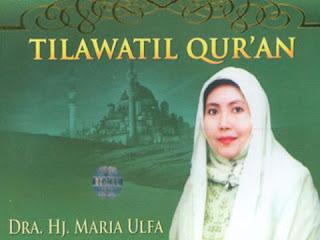 Download Mp3 Tilawah Qori'ah Hj. Maria Ulfa Surat Al Baqarah Ayat 184