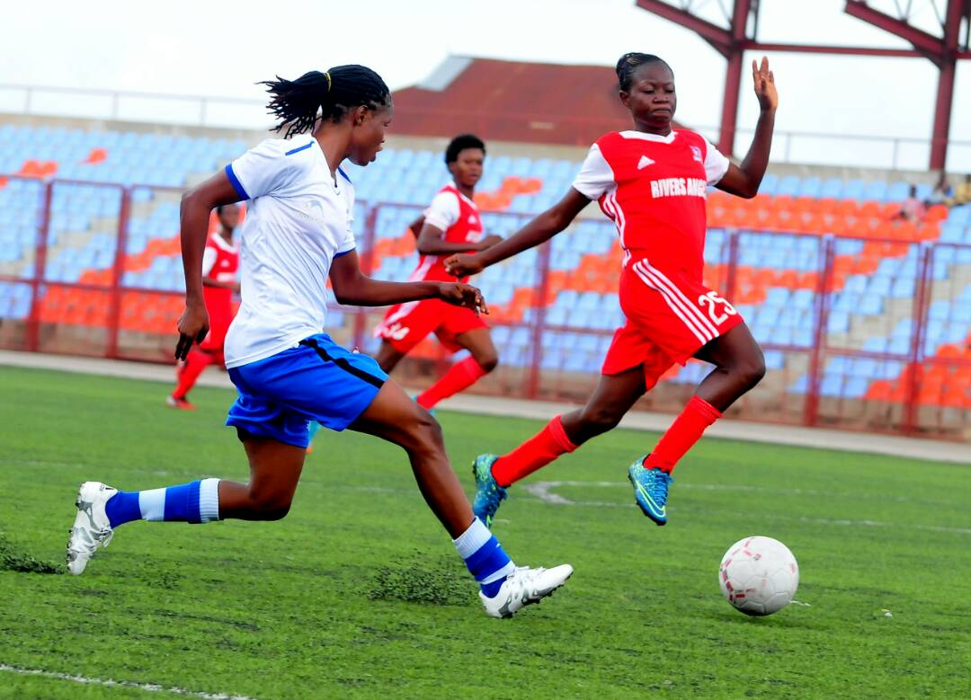 Nigeria Women Premier League - MatchDay 14 Results