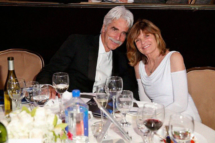 21 Then And Now Pictures Of Sam Elliott And Katharine Ross, The Hollywood Couple Who Have Lasted For 34 Years