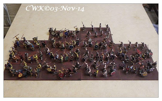 1014 Irish for Impetus 28mm plastic