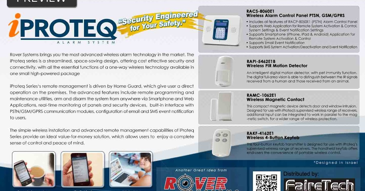 Wireless Alarm System Philippines