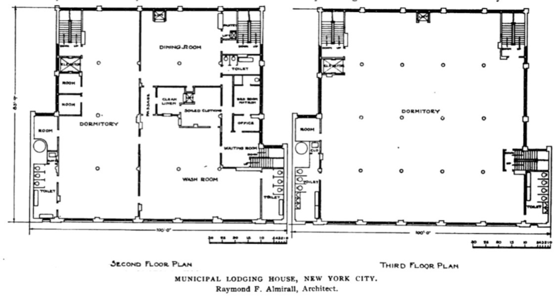 Daytonian in Manhattan: The Lost Municipal Lodging House