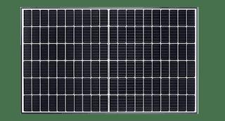 Panel surya q-peax