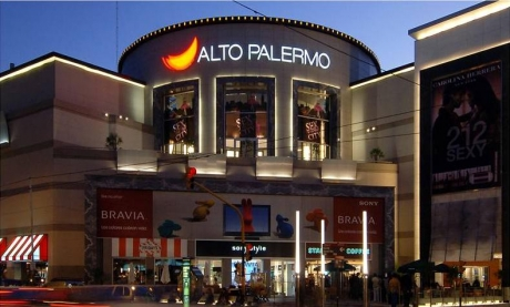 Alto Palermo Shopping em Buenos Aires
