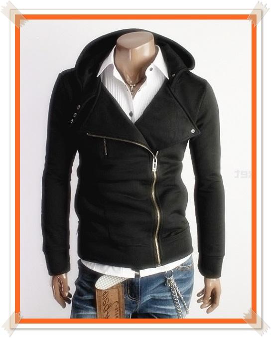 model jaket kulit pria korea terbaru