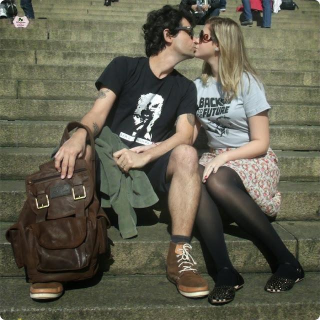 diário de viagem, são paulo, blog de casal, look de casal, jell e marcelo, blog retrô