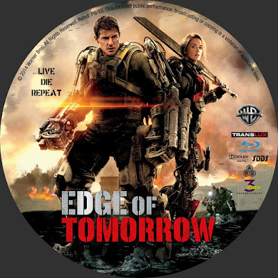 Edge Of Tomorrow 2014 (1080p-BluRay-Avi) Igles Subtitulos Español