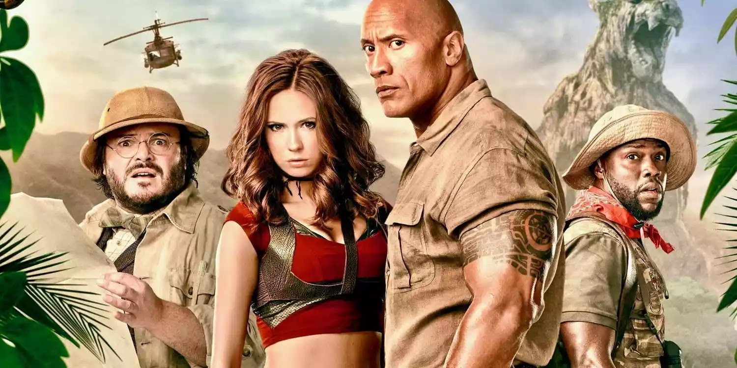 Jumanji 3 Confirmed For Christmas 2019 By Sony Boss