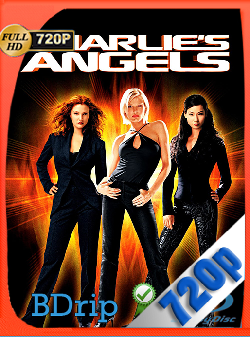 Los ángeles de Charlie (2000) 720p BDRip Dual Latino-Inglés [GoogleDrive] [SYLAR]