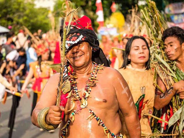 Festival Budaya Isen Mulang 2019 Tampilkan Keunikan Budaya Suku Dayak