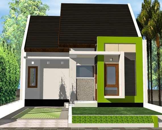 rumah minimalis dengan harga yang cukup miring yaitu dibawah 40 juta
