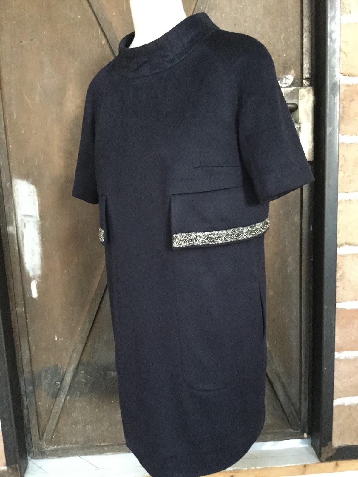 into tailoring : Kleid für die Weihnachtsfeier