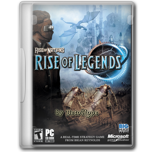 Rise of Nations Rise of Legends Full Español