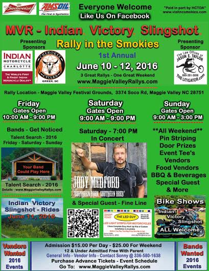 Rally In The Smokies