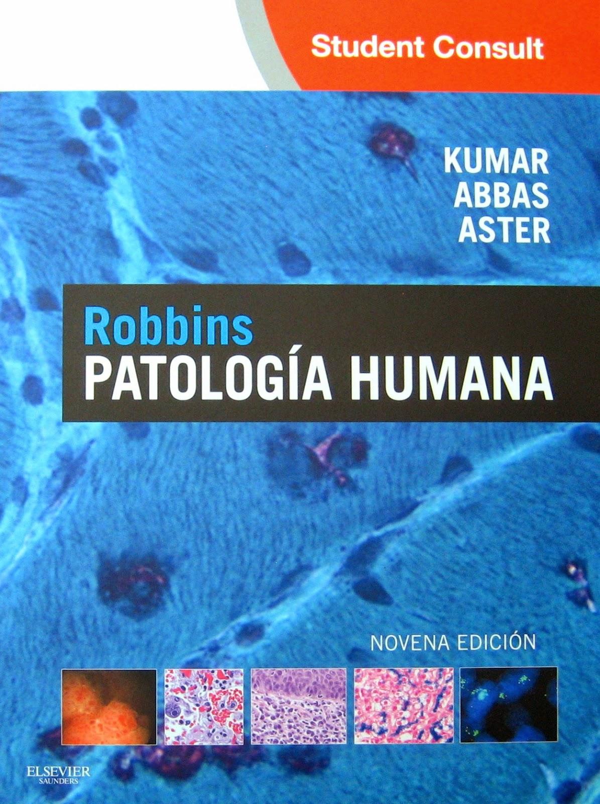 patologia de robbins 8 edicion pdf descargar gratis