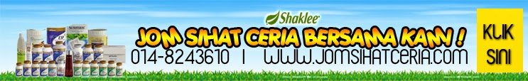 Iklan, Info, Pengedar Shaklee Kuantan, Produk SHAKLEE,