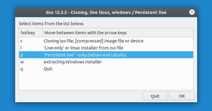 Create A Persistent Storage Live USB With Ubuntu, Linux Mint