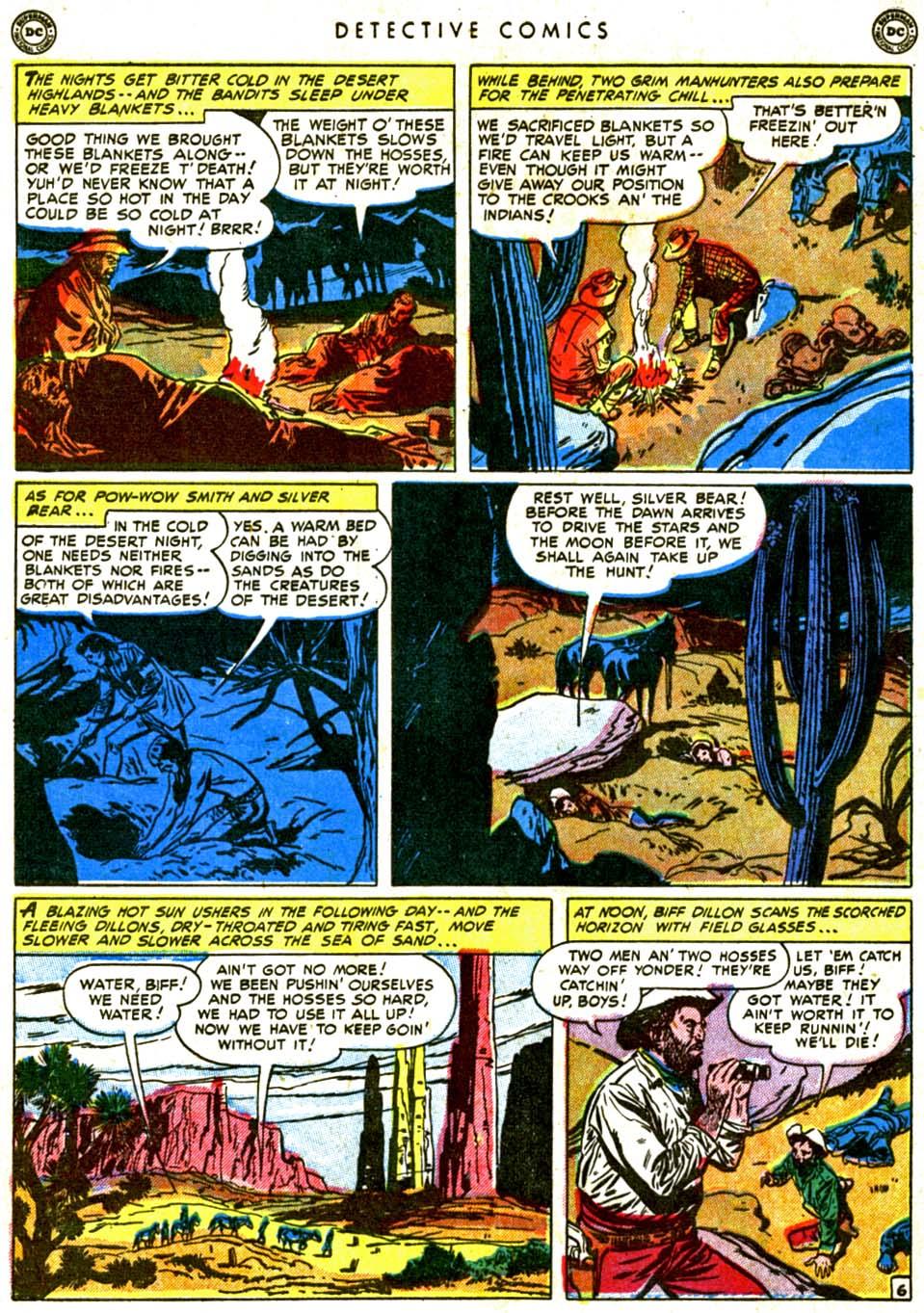 Read online Detective Comics (1937) comic -  Issue #162 - 44