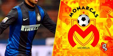 Oficial: Ex del Inter de Milan será nuevo refuerzo de Monarcas Morelia.