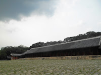 jeongjeon dello jongmyo seoul