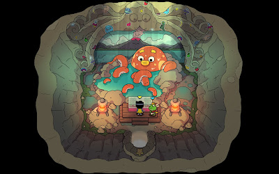 The Swords of Ditto Game Screenshot 5