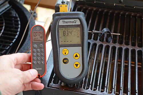 best remote probe thermometer, Thermoworks Timestick