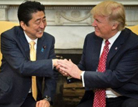For Nobel Peace Prize On US Request, Japan's PM Nominated Trump