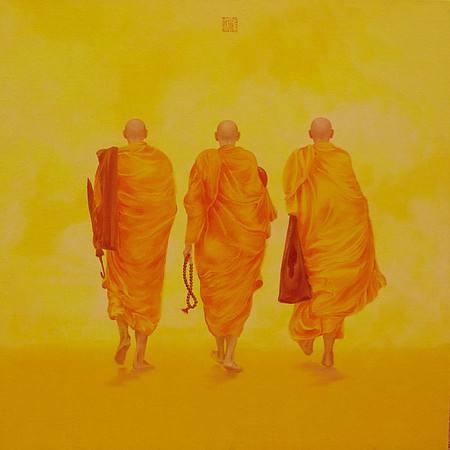 Tranh Monk