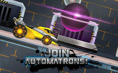 Automatrons MOD APK (Unlimited Money) v3.15 Offline