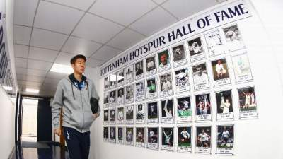 Is Son one of Pochettino's concerns?