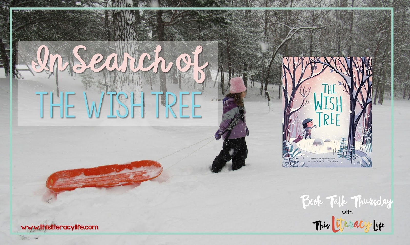 Wouldn't it be great to have a wish tree? The Wish Tree is a fantastic book that shows that everyone has their own wish tree somewhere!